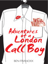 Adventures of a London Call Boy (eBook)